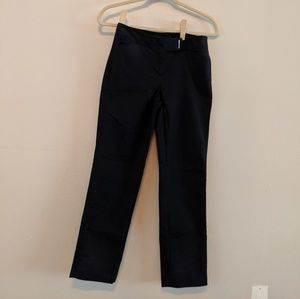White House Black Market slim ankle slacks